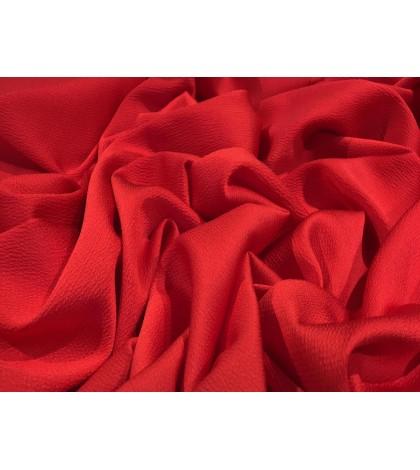 SATIN BUBBLE ROYAL RED